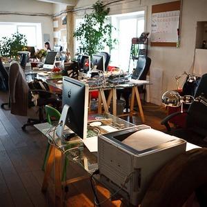 Офис недели: «Лофт Проект Этажи» (Петербург) — Интерьер недели на The Village