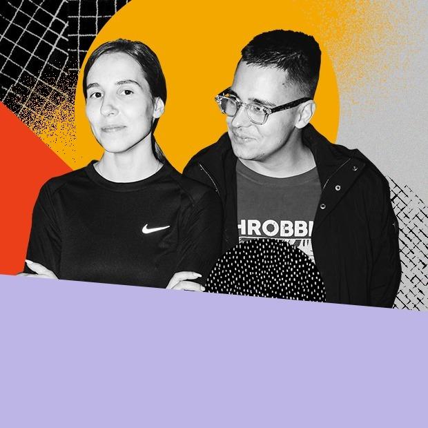 Саша Крымова и Денис Ерхов, создатели агентства Dear Progress и авторы концепта «Марсакова» — Горожане на The Village
