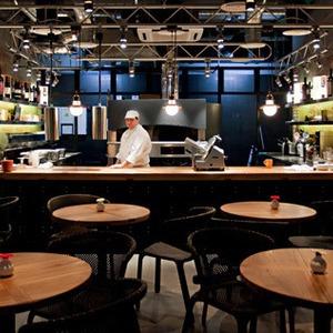 «Кофемания» открыла новую пиццерию Barmalini — Ситуация на The Village