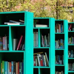 Открытые библиотеки появятся на остановках транспорта и в метро — Общественные пространства на The Village
