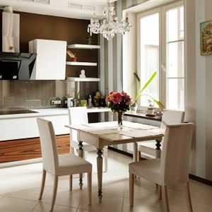 Квартира архитектора в элитном Парадном квартале  — Квартира недели на The Village