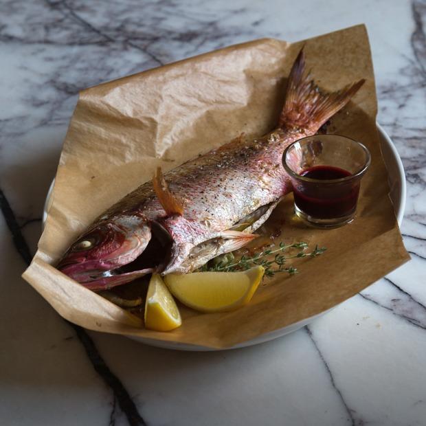5 новых рыбных ресторанов Москвы — Гид The Village на The Village