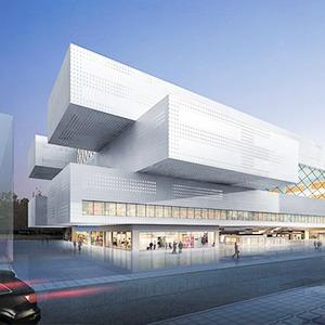 Прямая речь: Голландский архитектор — о торговых центрах, в которых можно работать и отдыхать — Архитектура на The Village