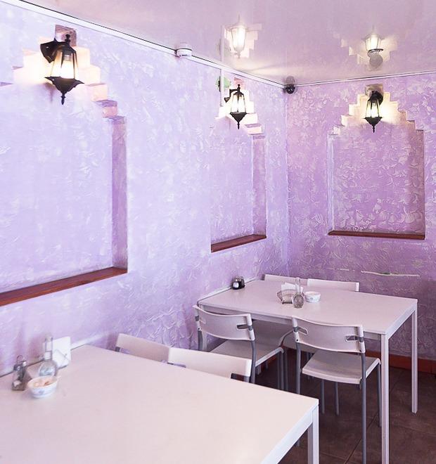 Все свои: Азербайджанское кафе на Васильевском — Рестораны на The Village