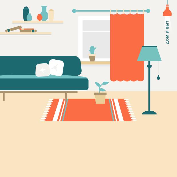 Как быстро преобразить квартиру — Дом на The Village