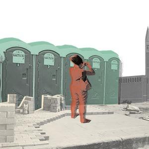 Итоги недели в Москве: Проверка плитки, система общественных туалетов, путеводители с QR-кодами — Город на The Village