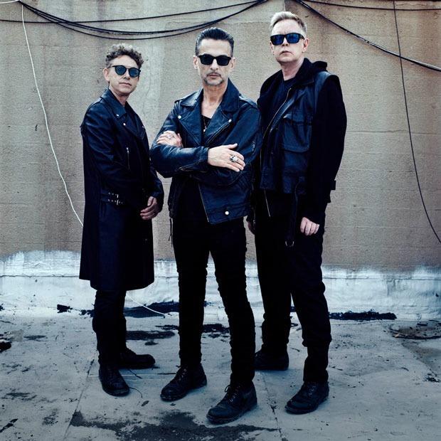 Концерт Depeche Mode, выставка «Граффити в эпоху интернета» и ретроспектива Микеланджело Антониони — Выходные в Петербурге на The Village