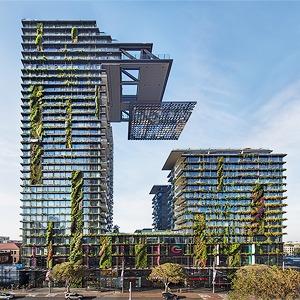 Как выглядит лучший небоскрёб 2014 года — Архитектура на The Village