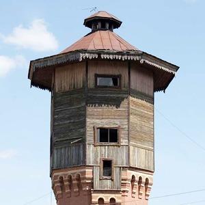 Как сделать жилой дом из водонапорной башни