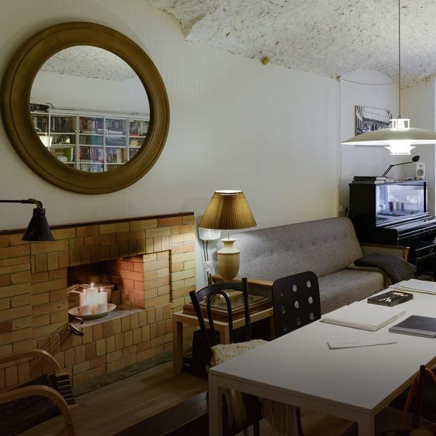 Квартира с внутренними двориками на Невском проспекте