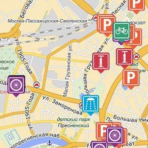 The Village запустил карту веломест Москвы — Велосипеды на The Village