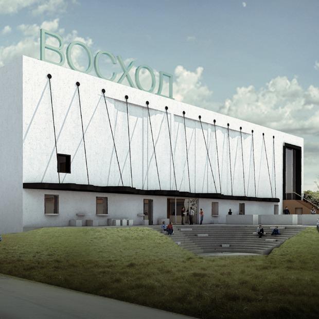 Как бюро SVESMI предлагает переделать московские кинотеатры — Архитектура на The Village