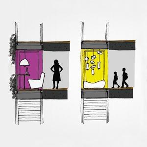 Archiprix: 6 предложений молодых архитекторов по развитию Москвы — Районы на The Village
