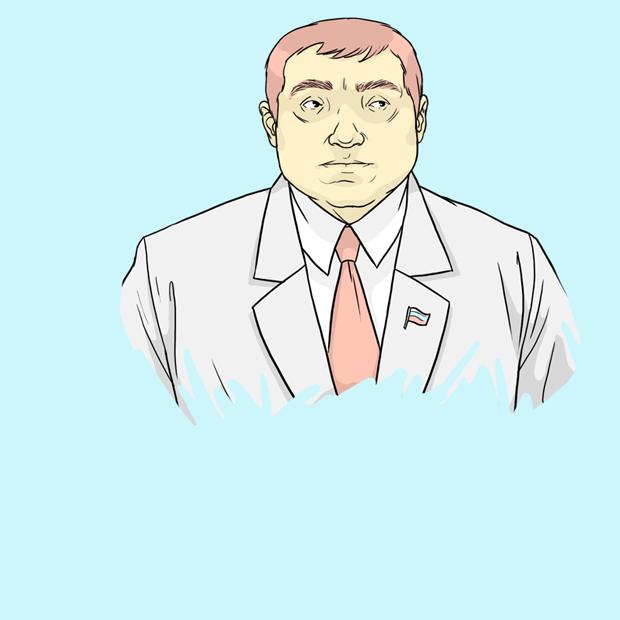 Депутат Госдумы — Как всё устроено на The Village