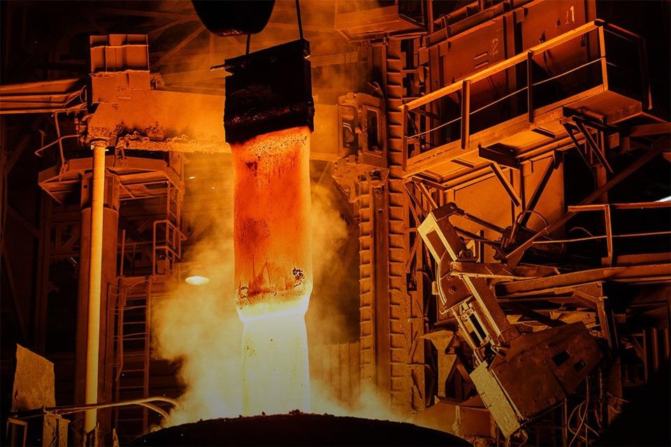 Производственный процесс: Как плавят металл — Как это работает на The Village