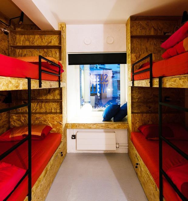 Интерьер недели (Петербург): Simple Hostel  — Интерьер недели на The Village