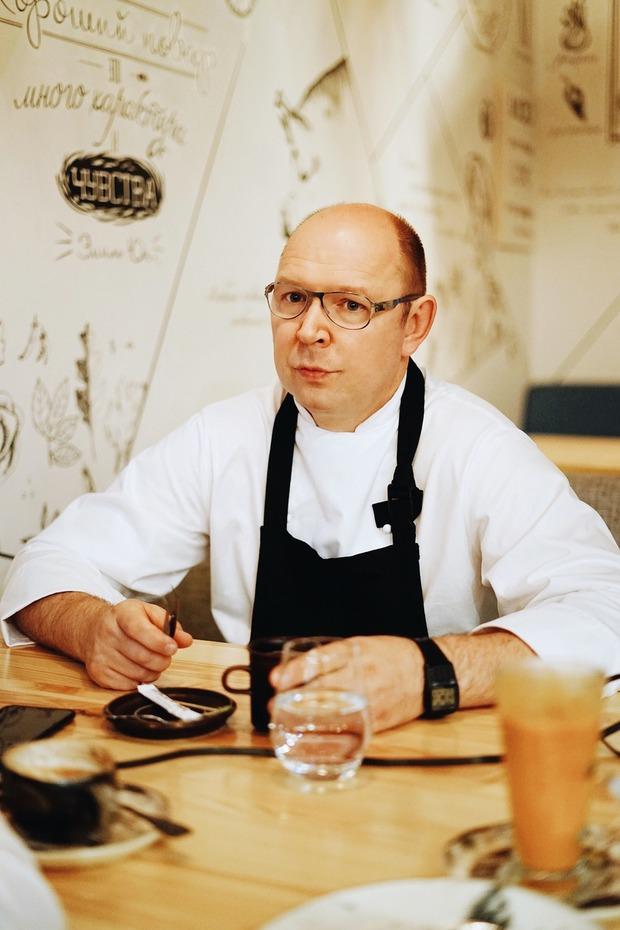 «Еда в Краснодаре уровня мишленовских ресторанов по доступным ценам — моя мечта» — Андрей Матюха