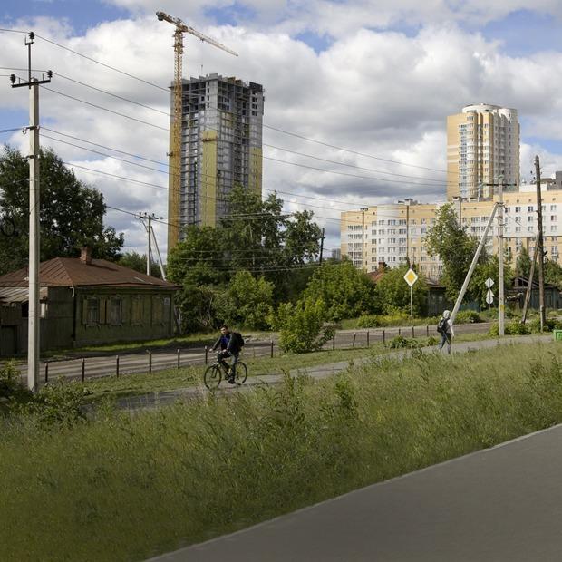 Город. Престижное гетто: Как Екатеринбург растет в районе Южного автовокзала
