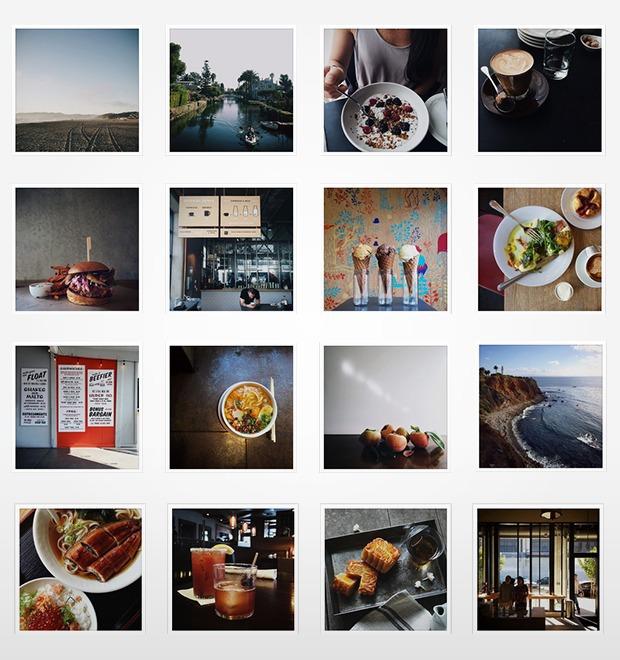 Пищевая плёнка: 41 красивый Instagram с едой — Кухня на The Village