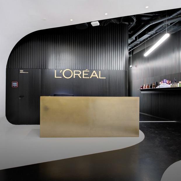 Как выглядит новый офис L'Oréal Luxe с видом на Кремль — Интерьер недели на The Village