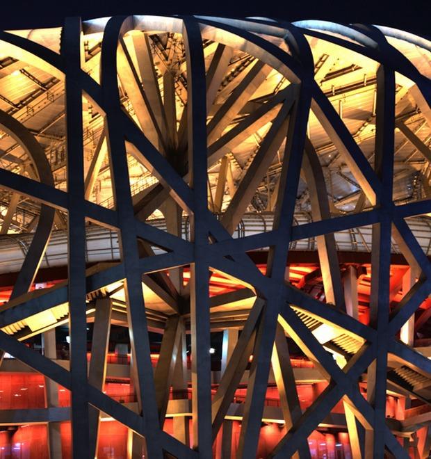 Дизайн от природы: «Зеленое» топливо и олимпийский стадион в Пекине — Дизайн от природы на The Village