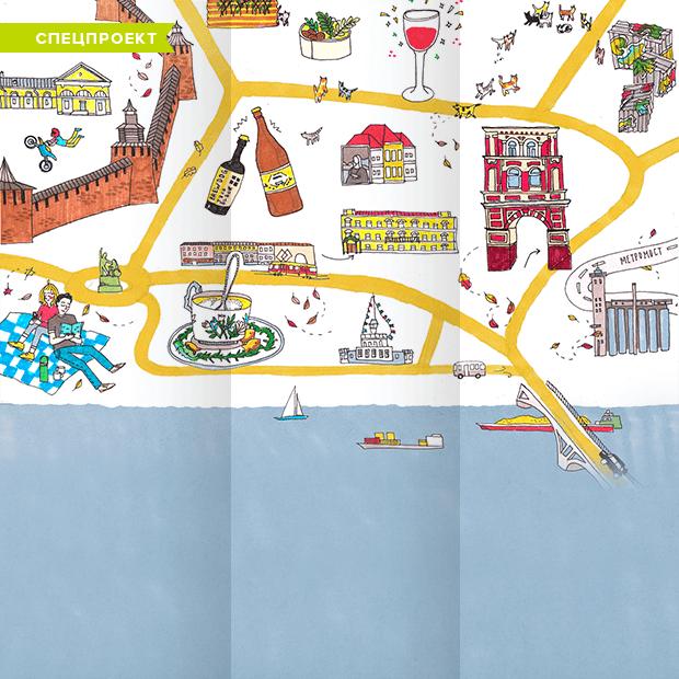 15 мест силы в Нижнем Новгороде — Спецпроекты на The Village