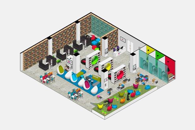 Дизайнеры Гоголевки — о новом российском стандарте библиотек — Город на The Village