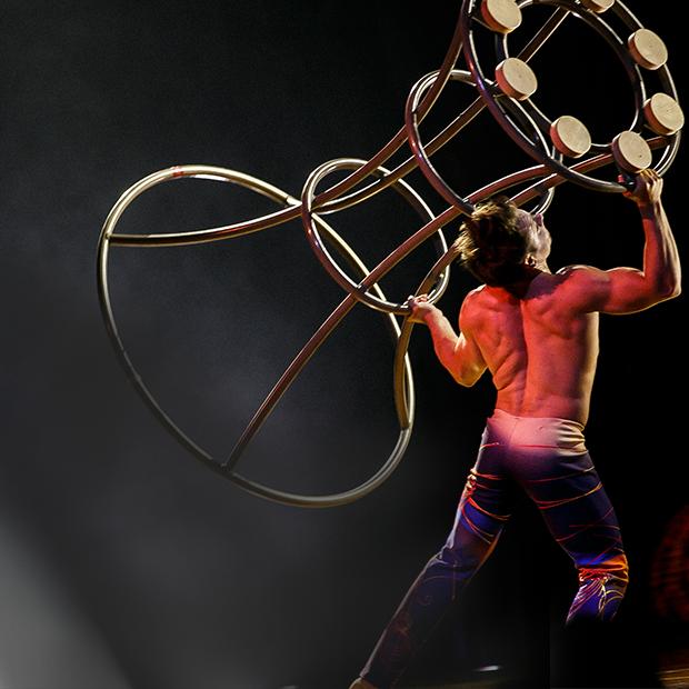Как устроено шоу Totem Сirque du Soleil — Как это работает на The Village