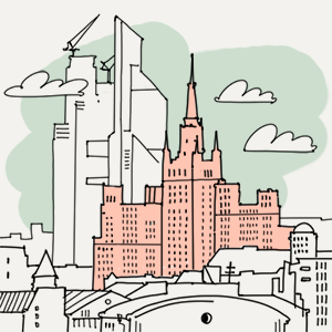 3 октября — Утро в Москве на The Village