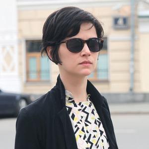 Внешний вид: Ирина Инешина, продюсер — Внешний вид на The Village
