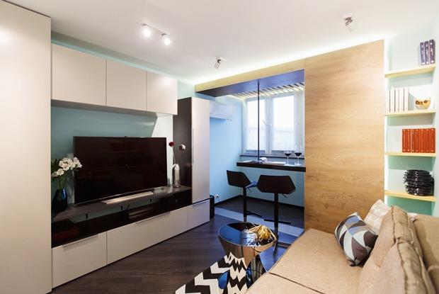 Комната особого назначения: Как обустроить гостиную — Дизайн-хак на The Village