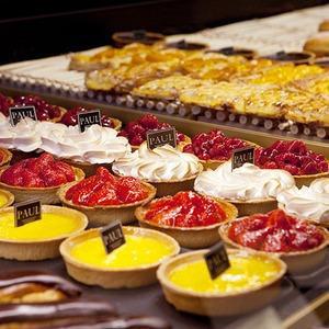 Новое место: кафе и пекарня Paul — Новое место на The Village