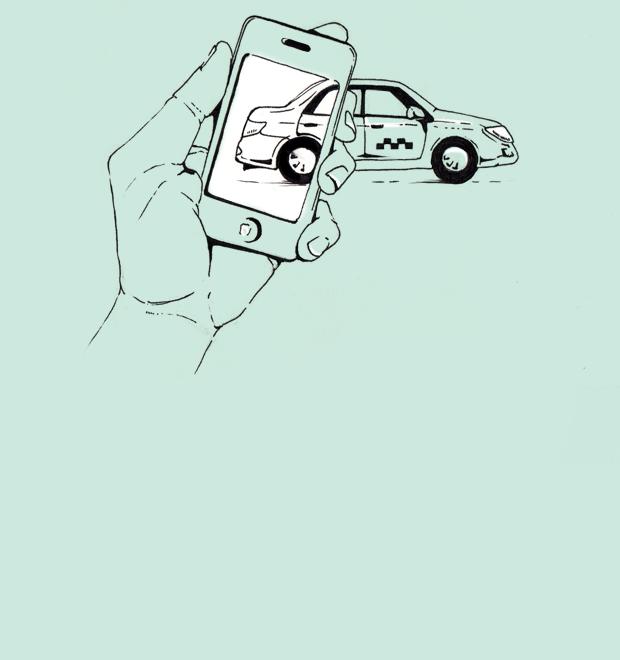 Эксперимент The Village: Как работает «Яндекс.Такси» — Город на The Village