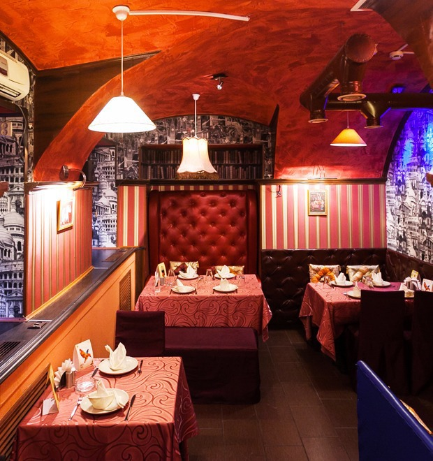 Индийский ресторан Curry House — Все свои на The Village