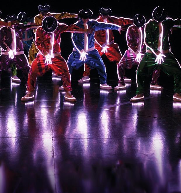 Цирк приехал: Как выглядит за кулисами Cirque du Soleil  — Weekend на The Village