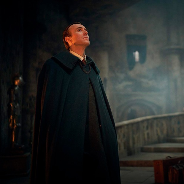«Дракула»: Неактуальное осовременивание классики от авторов «Шерлока»  — Сериалы на The Village