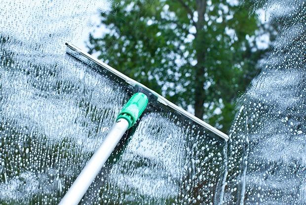 Как помыть окна, чтобы не оставалось разводов