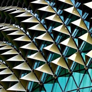 Дизайн от природы: Дом-лотос и супердеревья в Сингапуре — Дизайн от природы на The Village