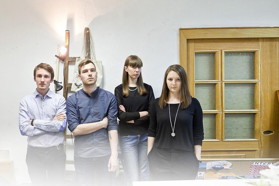 Архитектурный ансамбль: Как четверо друзей по университету создали бюро Rhizome Group  — Свое место на The Village