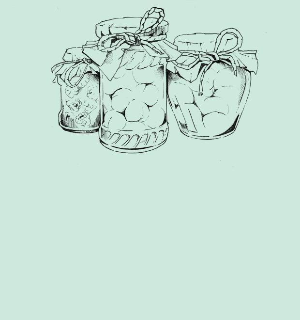 «РестоПрактики»: Сезонные продукты и домашняя консервация — Кухня на The Village