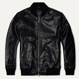 Где купить мужскую кожаную куртку: 9 вариантов от 7 до 70 тысяч рублей