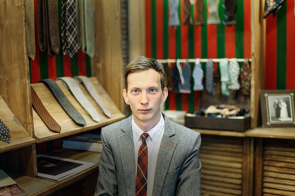 Chehov: Как производство галстуков превращается в ателье — Свое место на The Village