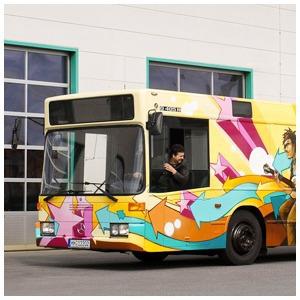 Как превратить городской автобус в студию звукозаписи  — Иностранный опыт на The Village