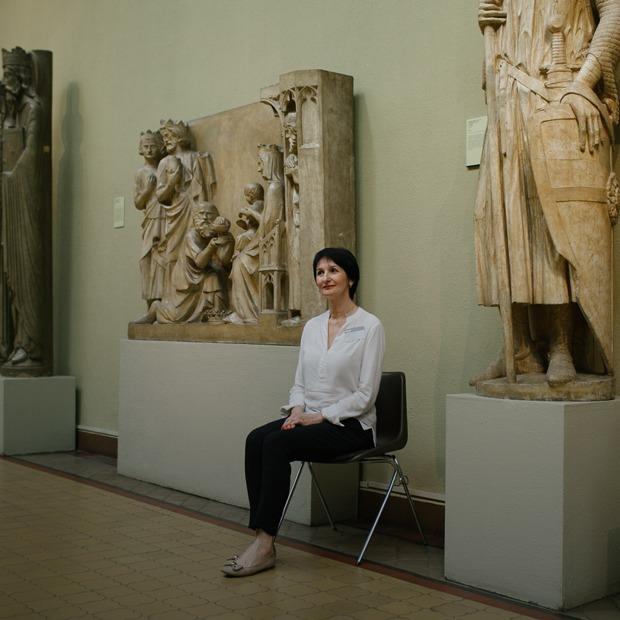 «Я работаю в Пушкинском музее»