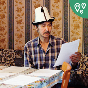 Новая география: Как снять в Нью-Йорке блокбастер о Кыргызстане — Новая география на The Village