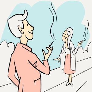 Приятное с полезным: Как в барах «Дорогая, я перезвоню..,» запретили курить — Эксперимент на The Village
