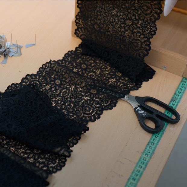 Как шьют женское бельё  — Производственный процесс на The Village