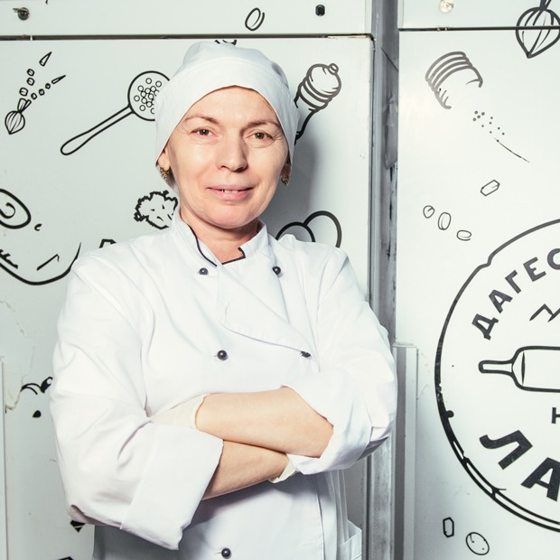«Готовка — необходимое умение для каждой дагестанской женщины» — Индустрия на The Village