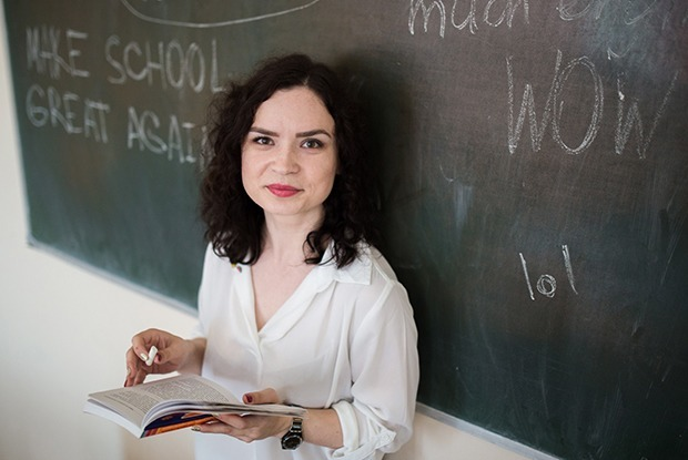 Ксения Меленчук: «Никто не просит делать цирк из урока» — Личный опыт на The Village