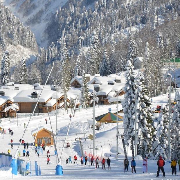 8 новых мест и занятий на склонах «Лаура» и «Альпика» в Сочи — Гид The Village на The Village